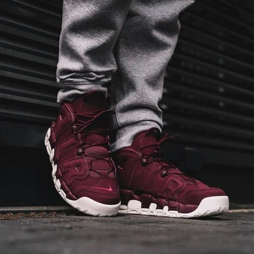 AIR MORE UPTEMPO '96 QS 'MAROON' Nike