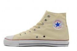 "All Star High ""Cream"" Women Converse"