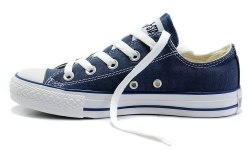 "All Star Low ""Blue/White"" Women Converse"