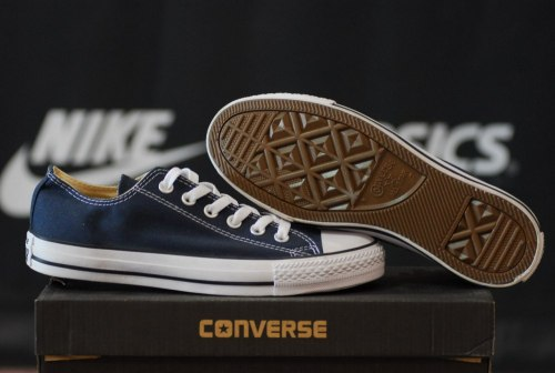 """All Star Low """"Blue/White"""" Women Converse"""