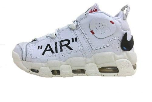 VILLA x Alexander-John Off-White x Nike Air More Uptempo Nike
