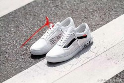 Кеды Vans Old Skool x OFF White Vans