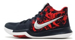 Kyrie 3 Samurai Red/Black/Multi Nike