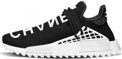 Pharrell Williams Human Race NMD black/White Adidas