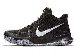 Kyrie 3 BHM Black Nike