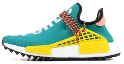 Pharrell Williams Human Race NMD green yellow Adidas