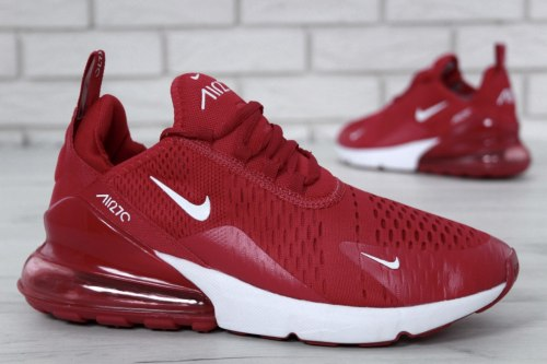 Air Max 270 Red Nike