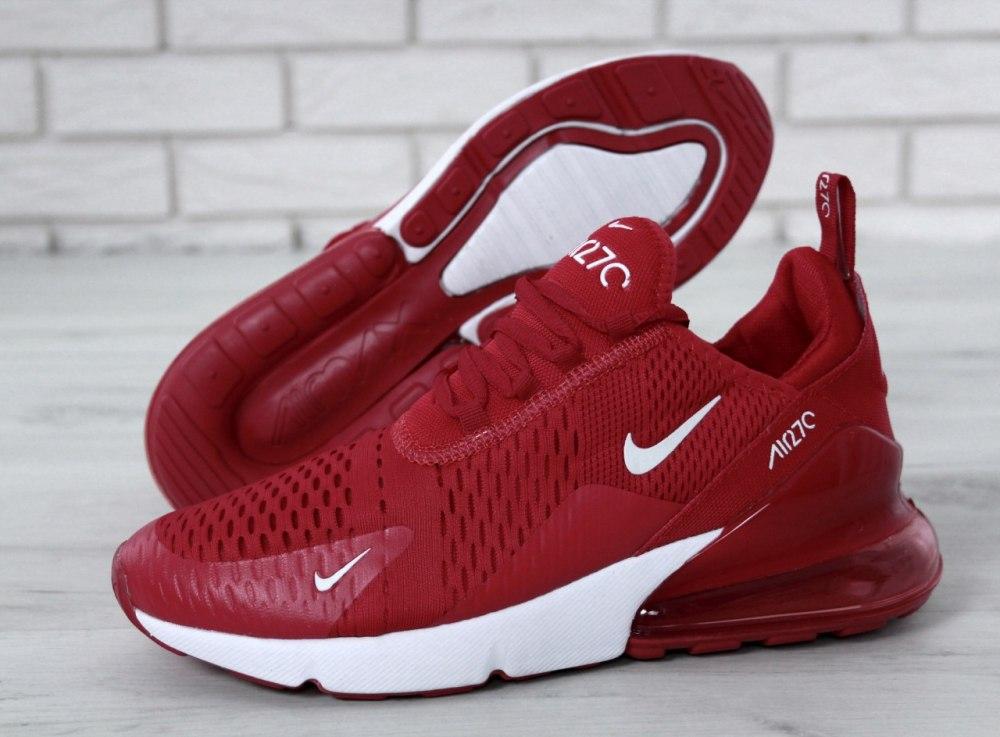ᐉ Купить кроссовки Air Max 270 Red Nike – с доставкой в Киев и по ... 4b11a80e60256