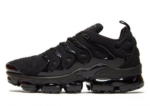 "Air VaporMax Plus ""Black"" Nike"