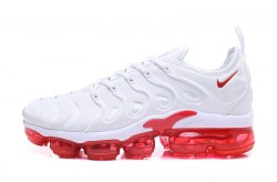 "Air Max Tn Vapormax Plus ""White-Red"" Nike"