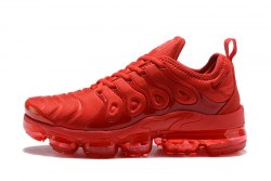 "Air Max Tn Vapormax Plus ""Red"" Nike"