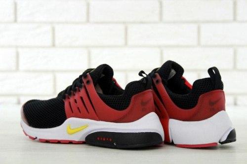 Air Presto Black/Red Nike