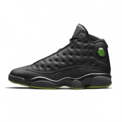 Air Jordan 13 Altitude Black/Green Nike
