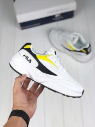 Venom yellow Fila