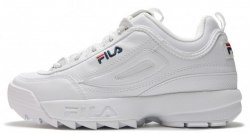 "Disruptor II ""White"" Men Fila"