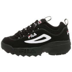 "Disruptor II ""Black"" Men Fila"