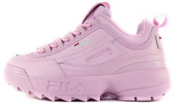 "Disruptor II ""All Pink"" Fila"