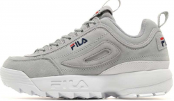 Disruptor II Grey Fila