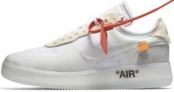 Air Force 1 x OFF White Nike