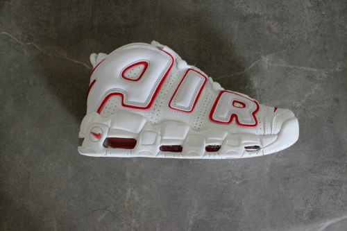 "Air More Uptempo 'Varsity Red'"" Nike"