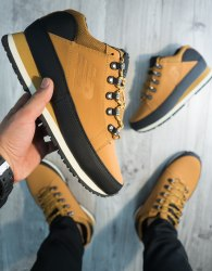 Кроссовки зимние 754 yellow winter New Balance