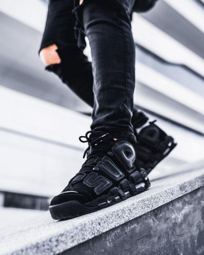 AIR MORE UPTEMPO «Supreme Suptempo» Nike