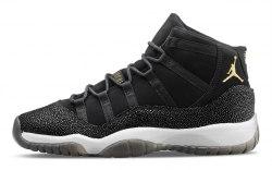 11 PRM Heiress Black Stingray Nike
