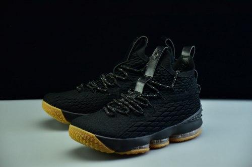LeBron 15 Black Gum Nike