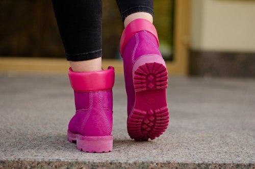 Ботинки зимние артикул 200-003 Timberland
