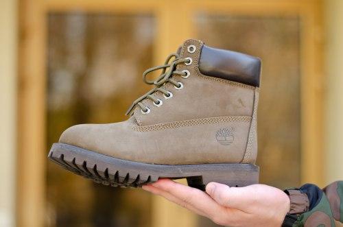 Ботинки зимние артикул 200-004 Timberland