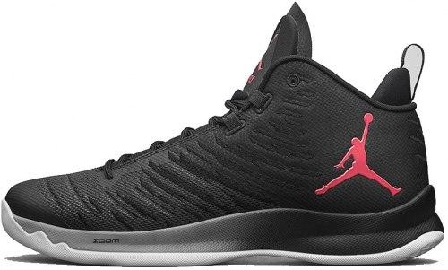"Air Jordan Super Fly 5 ""Black"" Nike"