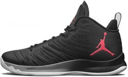 "Air Jordan Super Fly 5 ""Black"" Nike"