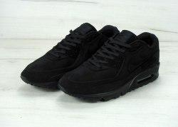 Кроссовки зимние С МЕХОМ! VT 90 FUR black Nike