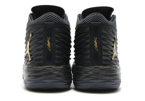 Air Jordan Melo M13 Black Nike