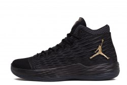 Air Jordan Melo M13 Black Nike