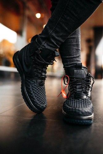 Lunar Duckboot '17 Black Nike