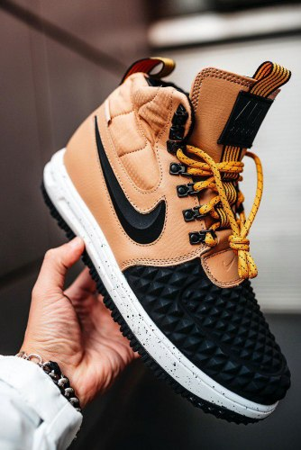 Lunar Duckboot '17 Brown Nike
