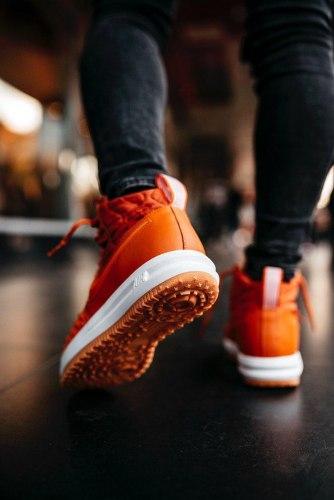 Lunar Duckboot '17 Orange Nike