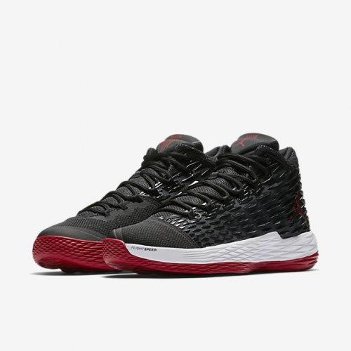 Air Jordan Melo M13 black/red Nike