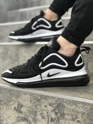 Air Max 720 Black-White Nike
