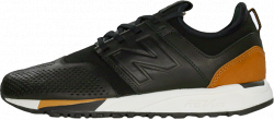 247 Luxe Pack Black New Balance