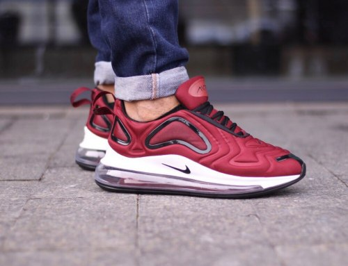 Air Max 720 Red Nike