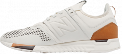 247 Luxe Pack White New Balance