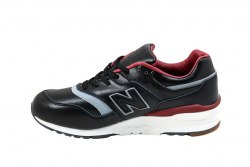 997 BEXP Horween Leather Dark Navy New Balance