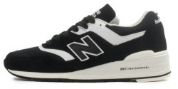 997 White/Black New Balance