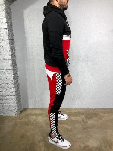 Спортивный костюм Артикул 2068 blk GOS