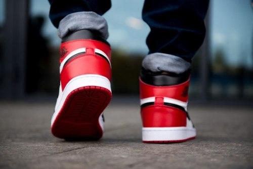 Air Jordan Retro 1 High Og (2-004) Nike