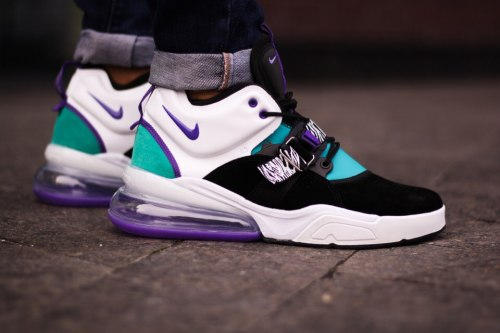 Кроссовки Air max 270 White Green Nike