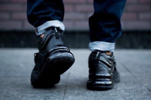 Кроссовки Air max 270 All Black Nike