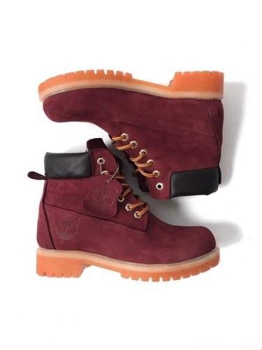 Ботинки зимние Bordo (бордо-0) Timberland